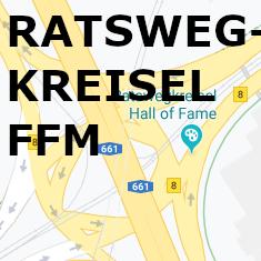Ratswegkreisel FFM